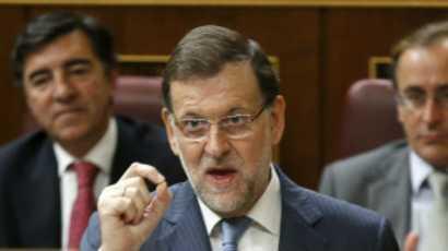 Mariano Rajoy, le premier ministre espagnol