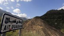 C'est près du village de Ait Ouabane, en Kabylie, qu'Hervé Gourdel a été enlevé. REUTERS/Louafi Larbi