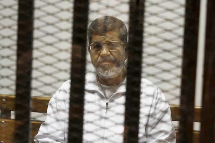 L'ex-président islamiste Mohamed Morsi a été renversé par un coup d'Etat militaire en juillet 2013.