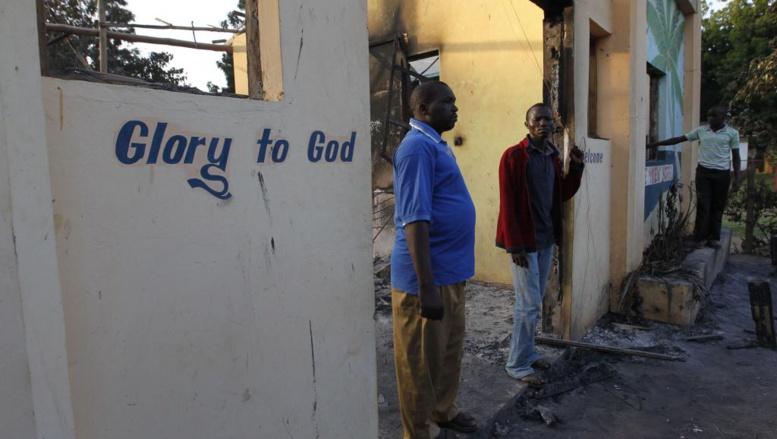 Au Kenya, ces derniers jours plusieurs villages ont été la cible d'attaques revendiquées par les shebabs somaliens, le 16 juin 2014. REUTERS/Thomas Mukoya