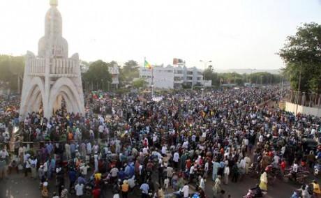 Mali: manifestation