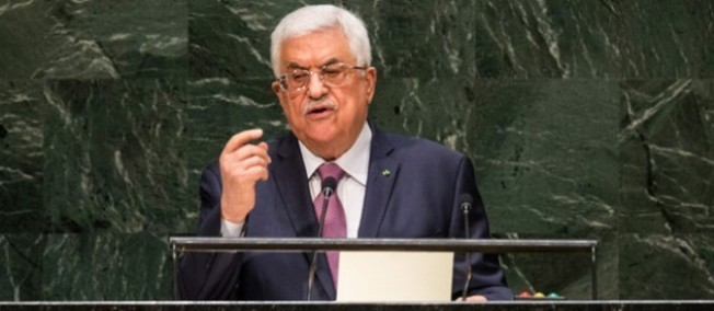 """ONU : Washington juge """"offensant"""" le discours d'Abbas"""