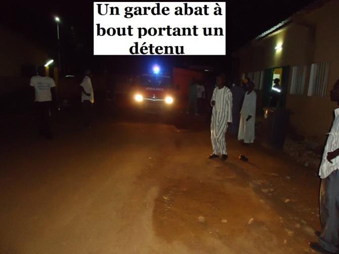 Bavure policière à Kédougou : un maton tue à bout portant un détenu