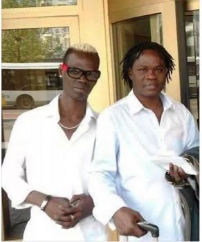 Baaba Maal et son défunt fils, Oumar