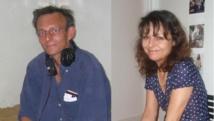 Claude Verlon et Ghislaine Dupont