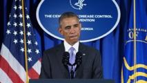 Insolite:un homme armé prend l'ascenseur avec Barack Obama