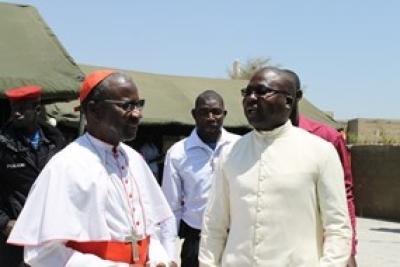 Le Cardinal Sarr préside la fête patronale de Sainte Thérèse et l'ouverture du jubilé de ses 60 ans, dimanche