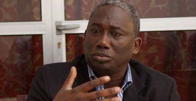 Abdou Fall avec Macky Sall jusqu'en 2035