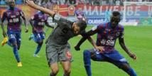 Ligue 1 - L'OM atteint le 7e ciel dans la douleur à Caen
