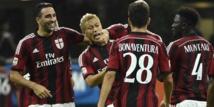 Italie - L'AC Milan repart de l'avant