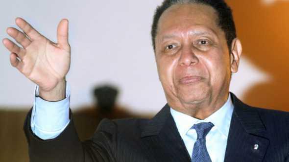 Jean-Claude Duvalier était poursuivi pour des violations de droits de l'homme dans son pays.