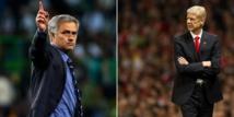 Angleterre - Chelsea-Arsenal, un match entre Wenger et Mourinho
