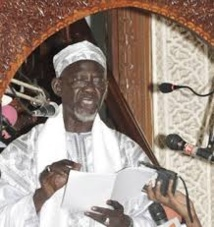 Tabaski 2014: L'imam de la Grande mosquée de Dakar lance un appel au chef de l'Etat pour le soutient des Maires