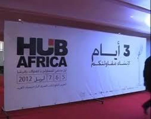 La 3e édition de 'Hub Africa' aura lieu en 2015 à Casablanca