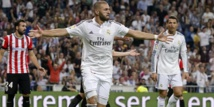 Espagne - Cristiano Ronaldo et Benzema font planer le Real Madrid