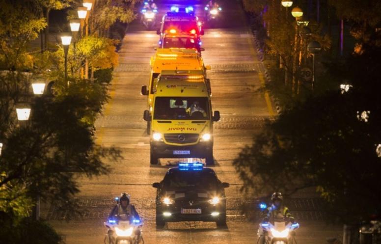 Ebola en Espagne: trois nouvelles personnes hospitalisées