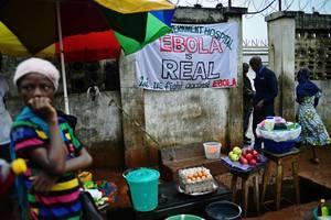Ebola: nouvelle initiative de la FAO pour faire face aux menaces croissantes sur la sécurité alimentaire
