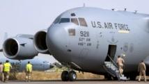 Un C17 de l'armée américaine. AFP PHOTO / EMA-ECPAD / Nicolas-Nelson Richard