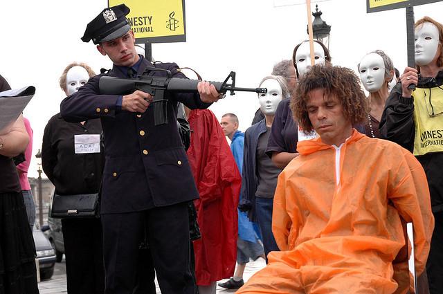 Journée mondiale contre la peine de mort: Amnesty international condamne les Etats-Unis et le Japon