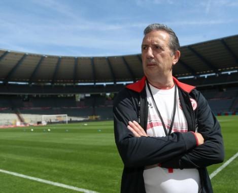 Sénégal-Tunisie (0-0)- Georges Leekens: « C'est un bon point… Mes joueurs ont montré de l'engagement...»