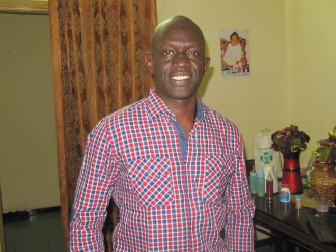 La dépouille mortelle de Birane Wane à Dakar