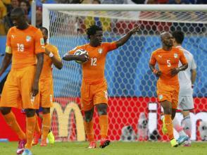 CAN 2015 : la Côte d'Ivoire gagne, Aurier blessé