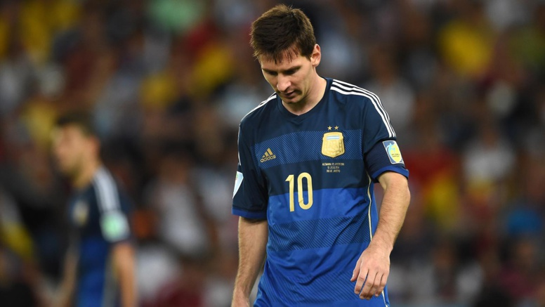 Argentine - Bresil : Messi s'en veut