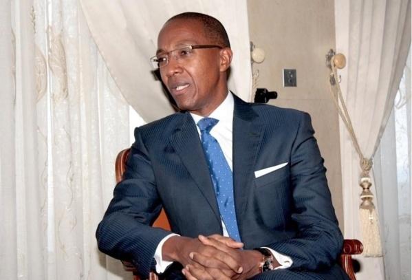 """Lancement d'un club : l'ex Pm Abdoul Mbaye """" fait étalage de son savoir """""""