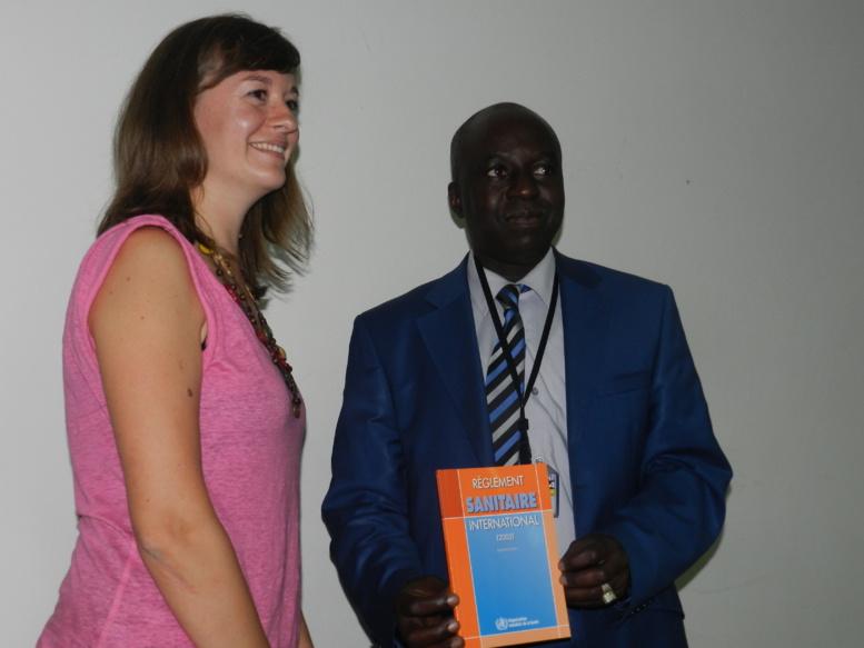 Prévention contre Ebola-LSS : Une mission de l'OMS évalue  le corridor humanitaire