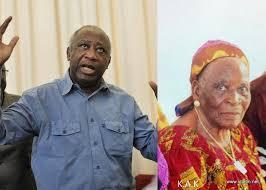 La mort de «maman Gbagbo» à la Une en Côte d'Ivoire