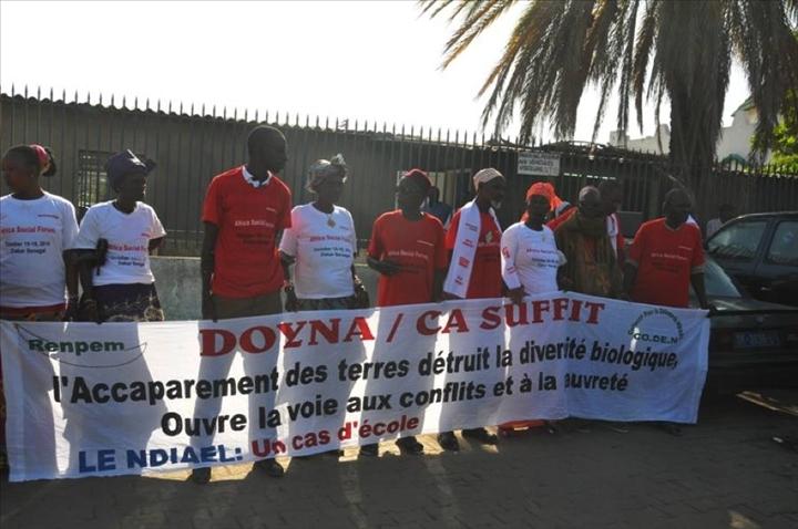 Le Forum social africain de Dakar : l'heure du bilan