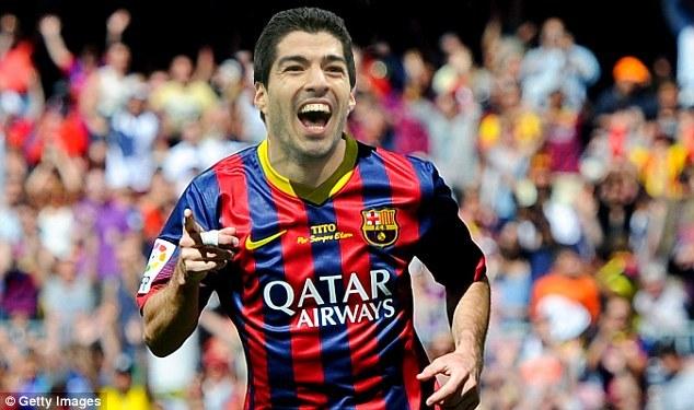 Suárez au Barça à vie ?