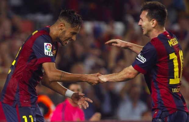Liga-FC Barcelone: Messi refuse de sortir