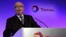 Christophe de Margerie lors de la présentation annuelle des résultats de la compagnie Total, le 13 février 2013. REUTERS/Philippe Wojazer/Files