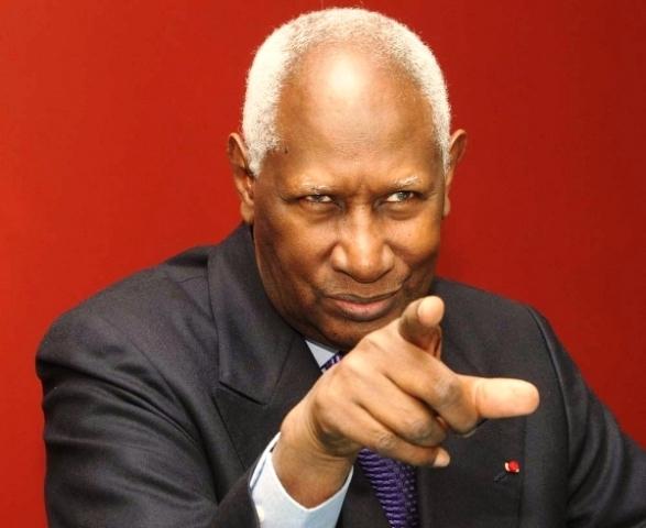 """Abdou Diouf: A cœur ouvert sur """"les hommes du diable"""", l'Oif, l'UA..."""