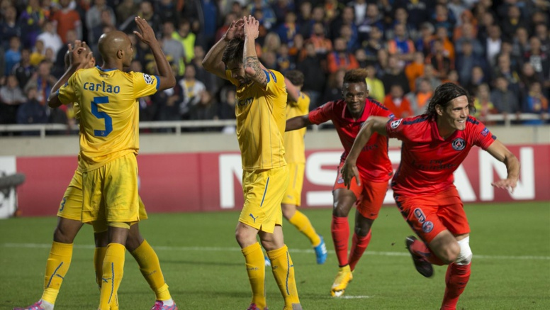 LDC : Un hold-up à Nicosie, ce PSG ne pouvait pas espérer mieux
