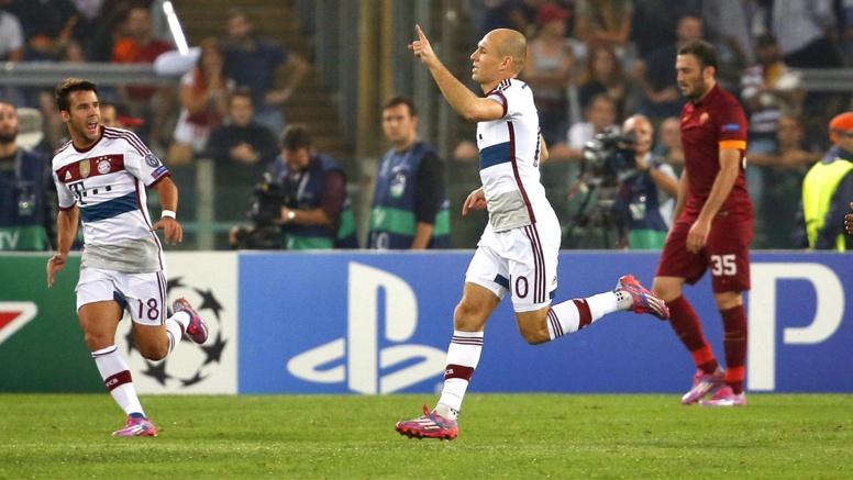 LDC : Le Bayern Munich pulvérise la Roma (1-7) et fait de nouveau cauchemarder Garcia