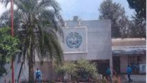 Les bureaux du Tribunal Criminel International pour le Rwanda à Arusha, (2003). (CC)/Tomsudani/Wikipédia