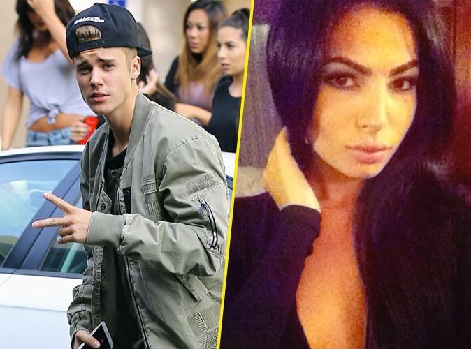Justin Bieber : sous le charme d'une bombe brune, il la drague en pleine rue !