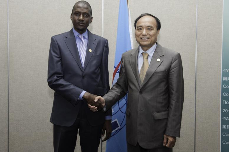 «TIC, levier contre le sous-développement», Yaya Abdoul Kane