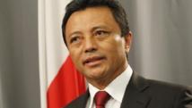 L'ex-président malgache Marc Ravalomanana, aussitôt rentré d'exil, avait été arrêté le 14 octobre. Reuters / Mike Hutchings