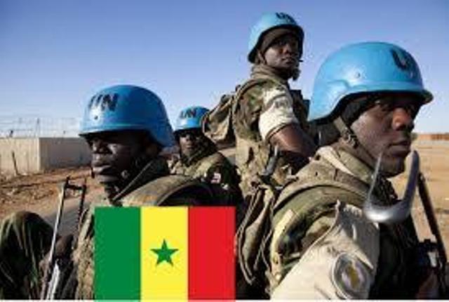 Mali : Trois soldats sénégalais blessés près de Kidal