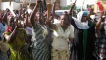Dans les rues de Ouagadougou, ce lundi 27 octobre 2014. Photo RFI / Yaya Boudani