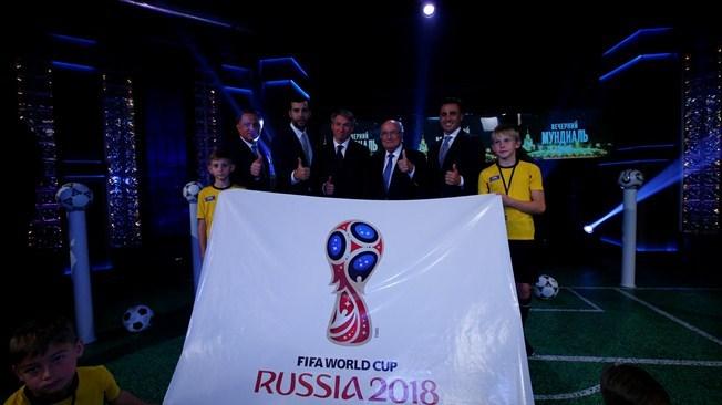 Coupe du monde 2018: première étape franchie par la Russie