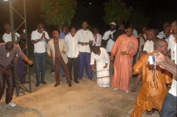 "Au Fouta, Macky Sall charrie Wade avec une démonstration de ""Wango"""