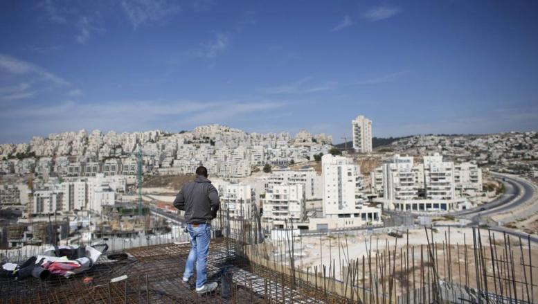 L'annonce par le gouvernement israélien de la construction d'un millier de nouvelles constructions dans deux colonies de l'est de Jérusalem, a de nouveau exacerbé les tensions. REUTERS/Ronen Zvulun
