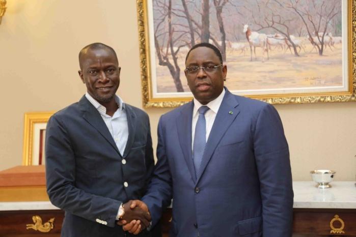 Yaham Mbaye dépose ses bagages chez Macky Sall pour de bon