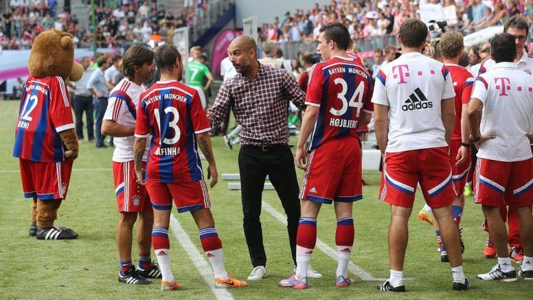 Bayern : Mandzukic dénonce Guardiola