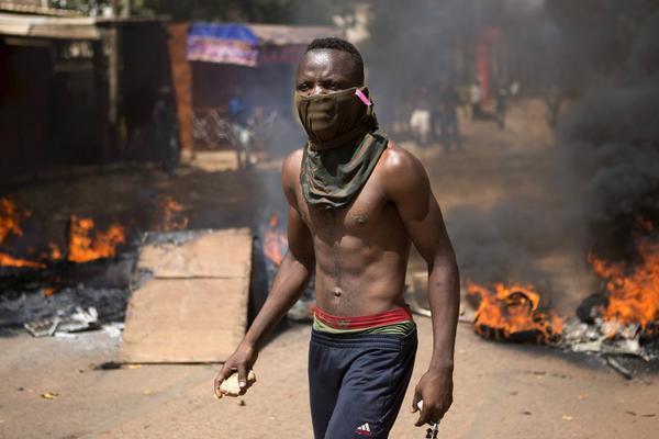 Urgent: Burkina Faso: Le général Kouamé Lougué, chef d'état-major pour rencontrer Blaise Compaoré au palais