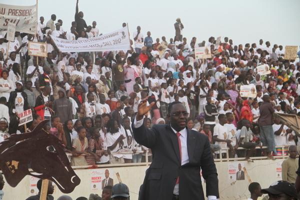 Macky- Arona Dia : « l'incontournable bailleur » de l'APR se signale